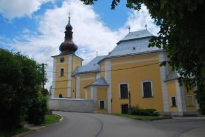 Kostel v Obytčově
