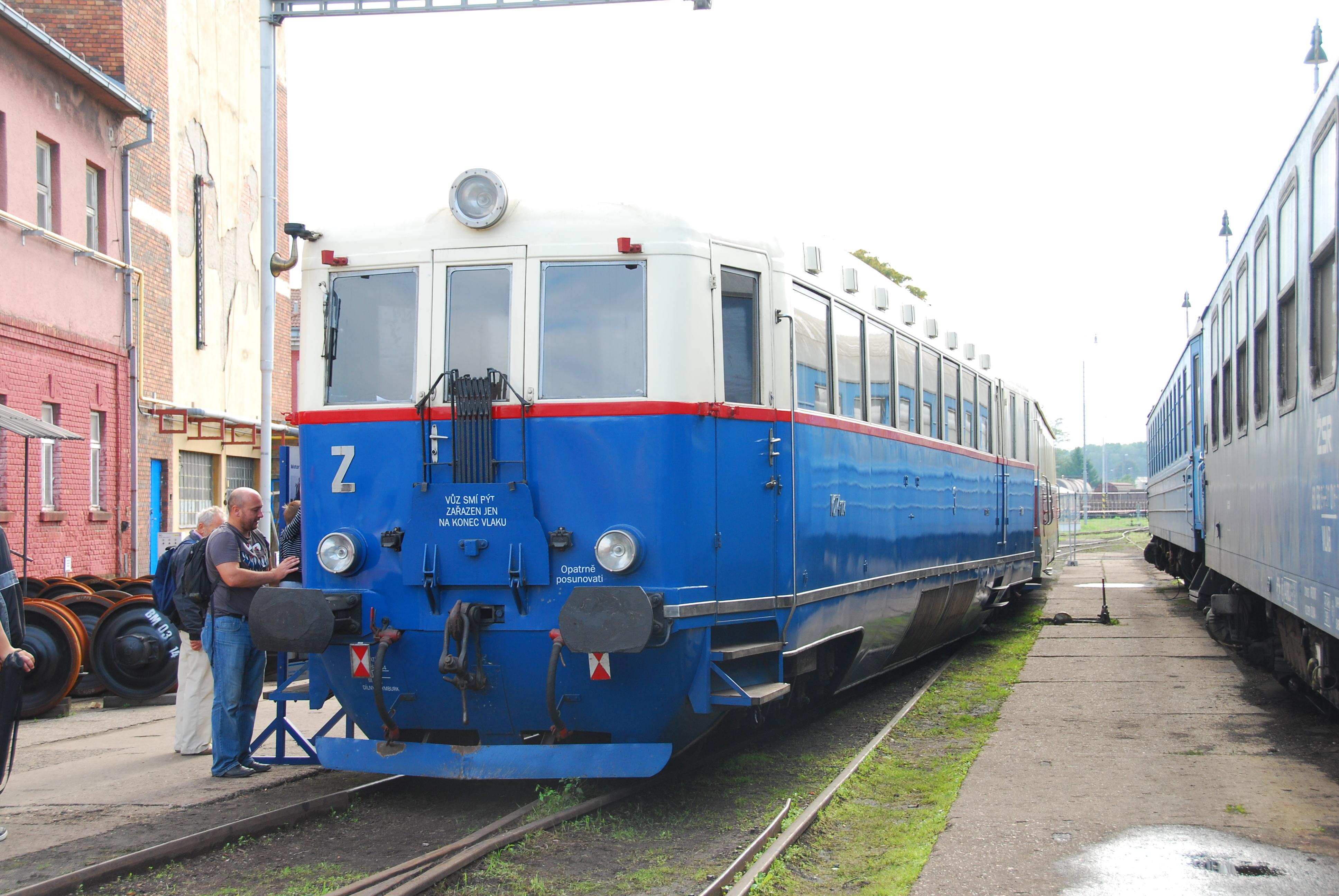 Modrý šíp - M274.003