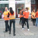 Flashmob Brno
