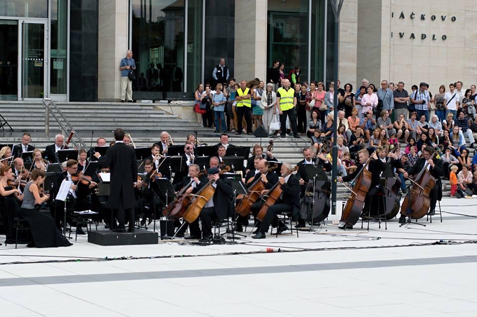 ND Brno - zahajovací koncert