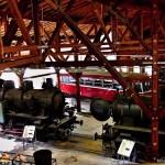 Muzeum železnic Alžbětín