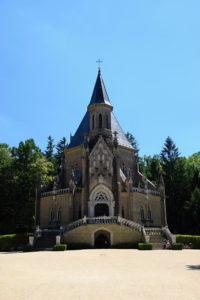 Schwarzenberská hrobka v Třeboni
