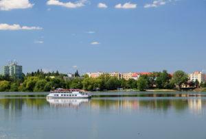 Rybník Svět v Třeboni